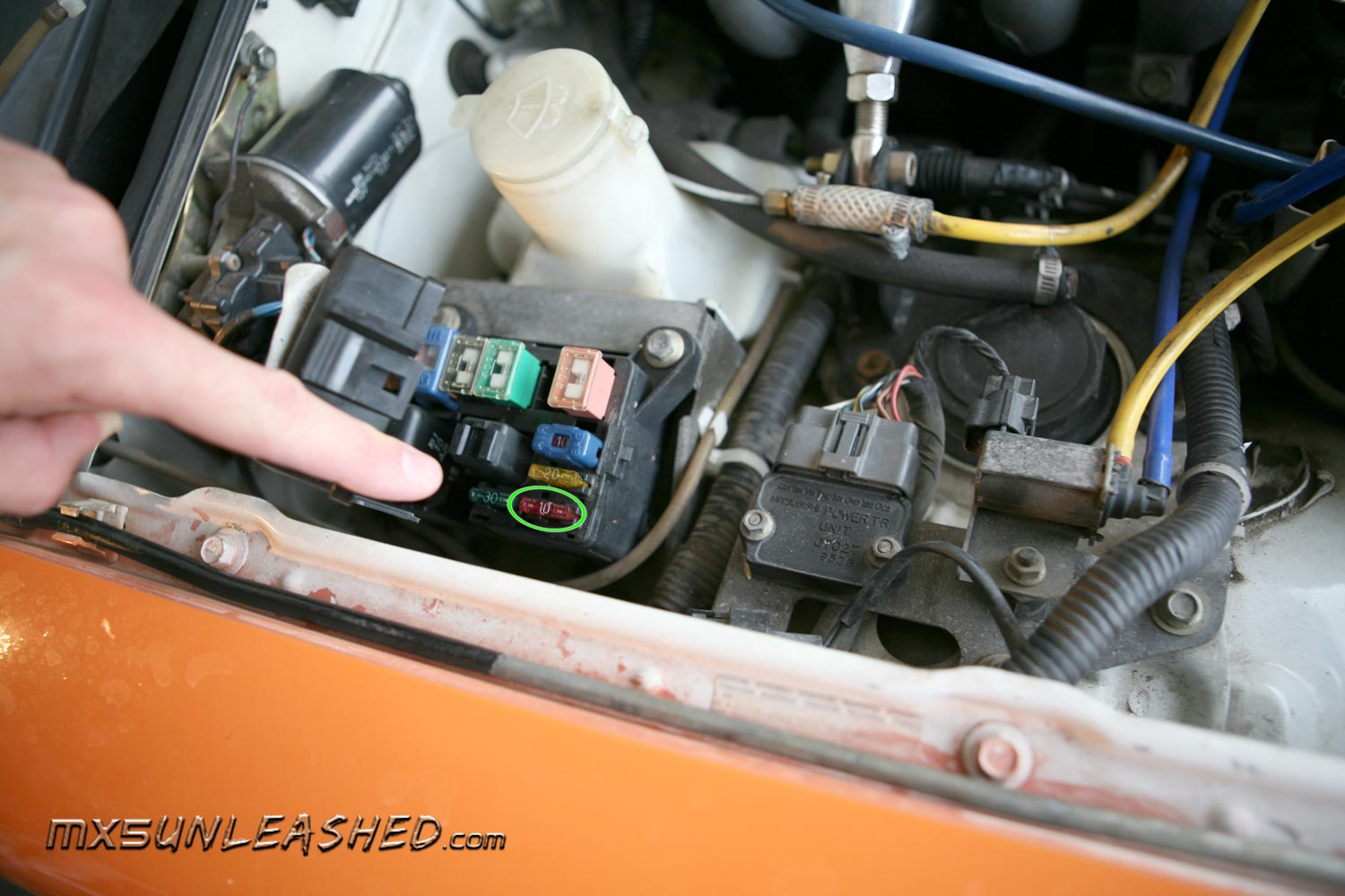 extraordinary mazda miata fuse box location ideas